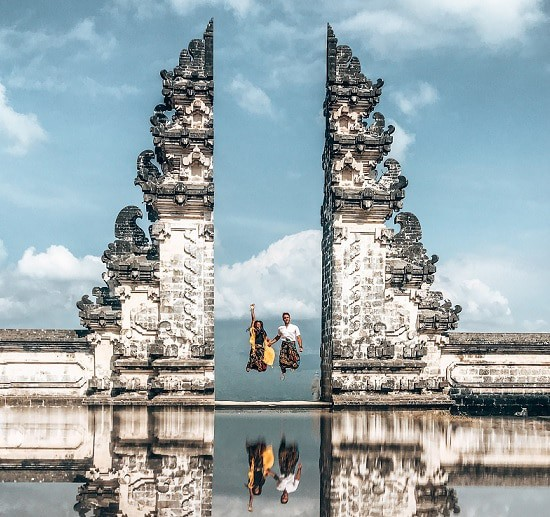 Porta del Paradiso-Bali