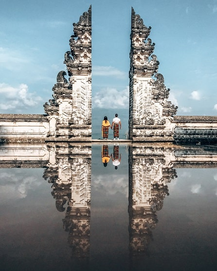 Templi Bali Gate Of Heaven