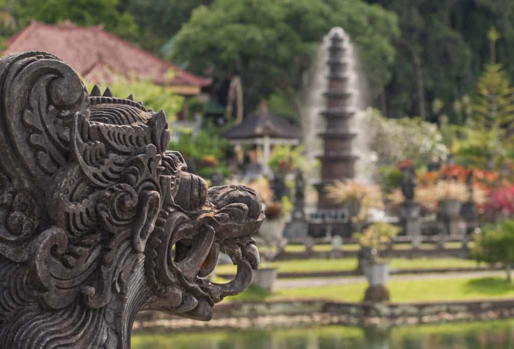 Demone Tempio Bali