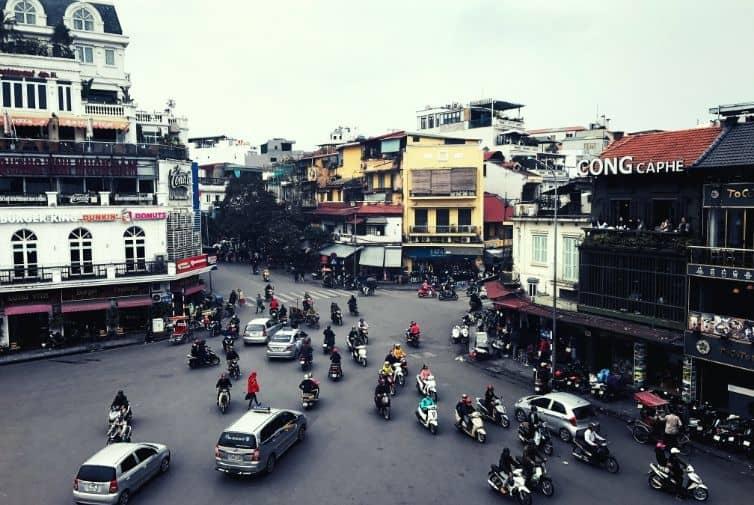 Strada Hanoi
