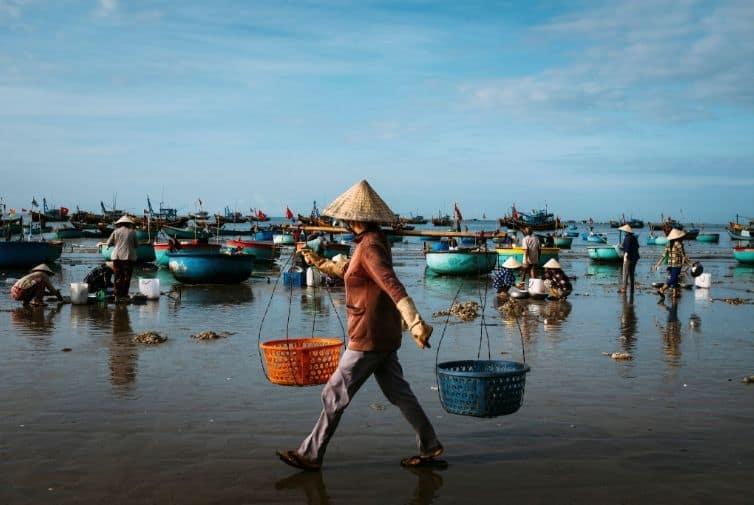 pescatore Vietnam