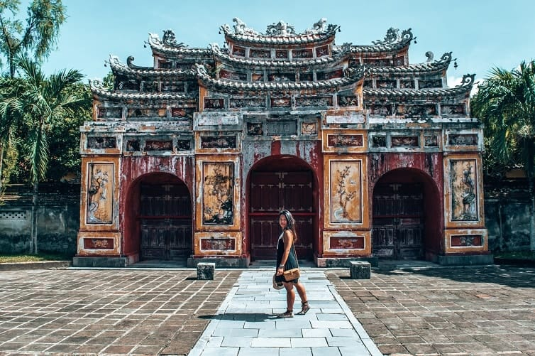 Cittadella Imperiale Hue