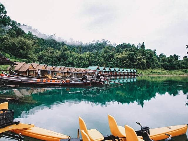 Parco Naturale Khao Sok