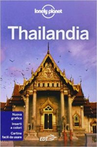Libro Lonely Planet Thailandia