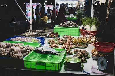 Market Gili