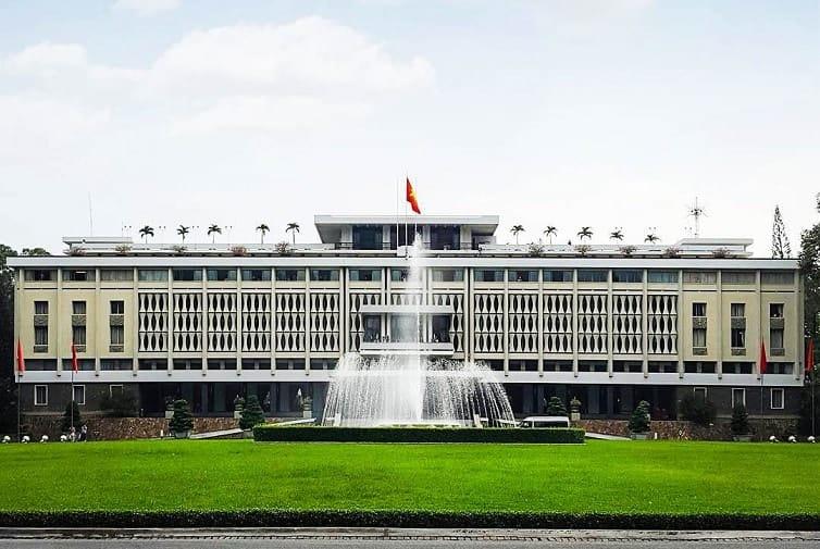 Palazzo Della Riunificazione Ho Chi Minh
