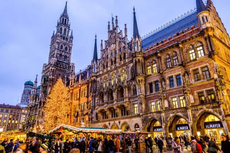 Mercatino di Natale in Europa