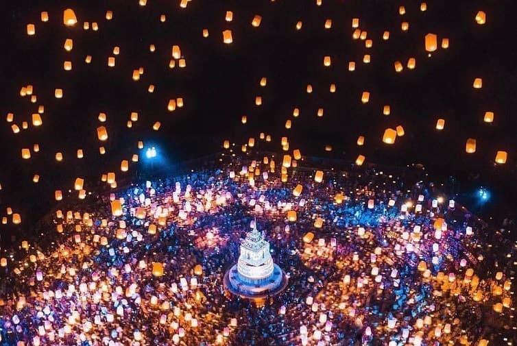 Capodanno a Chiang Mai