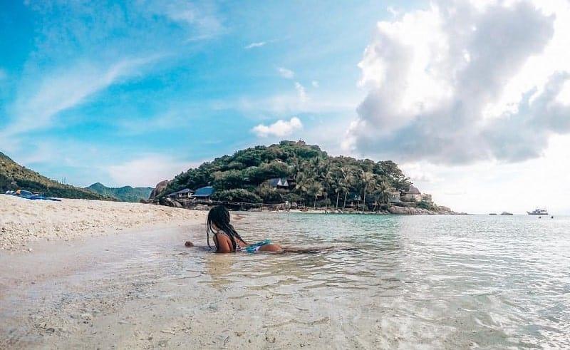 Koh Tao Spiagge -  Koh Nang Yuan