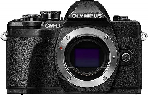 Migliori  Fotocamere Mirrorless - Olympus OM-D E-M10 Mark III