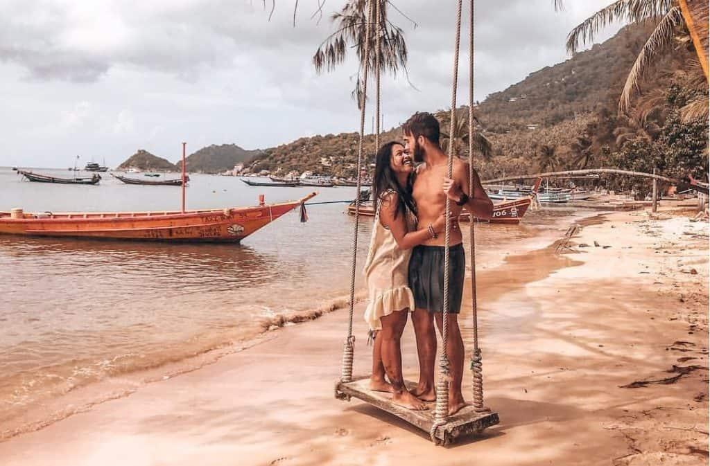 Koh Tao Spiagge - Taa Toh Bay