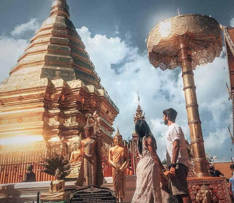 Chiang mai cosa vedere - Doi Suthep