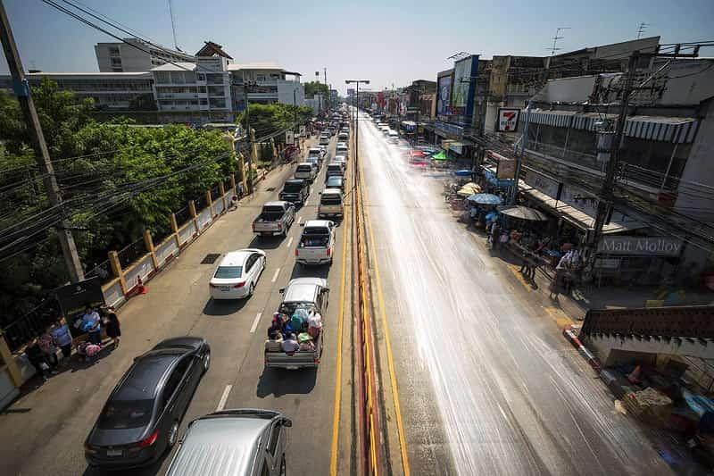 strada chiang mai