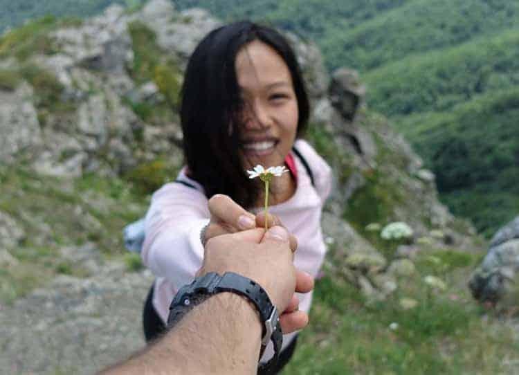 come essere felici - condividere