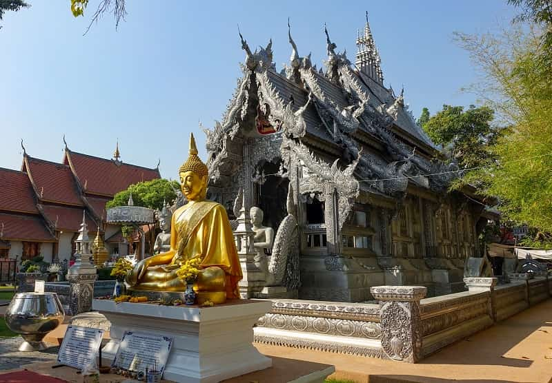 silver temple chiang mai
