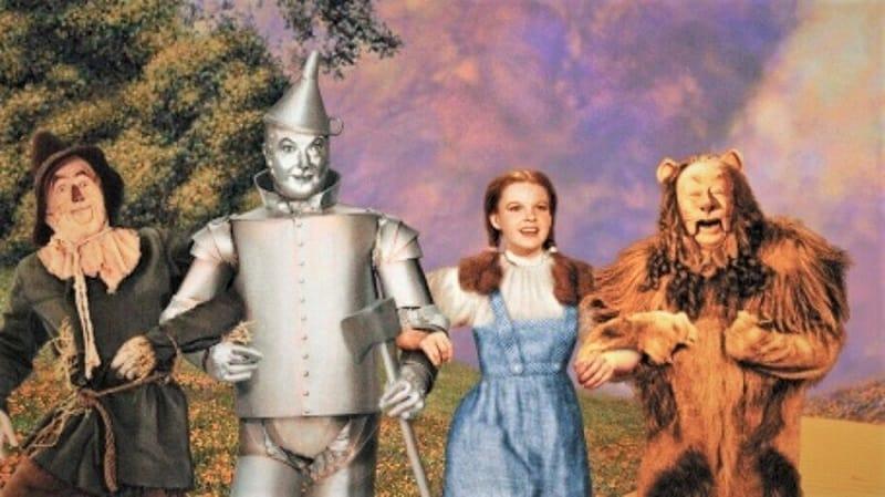 Mago di Oz insegnamento - personaggi