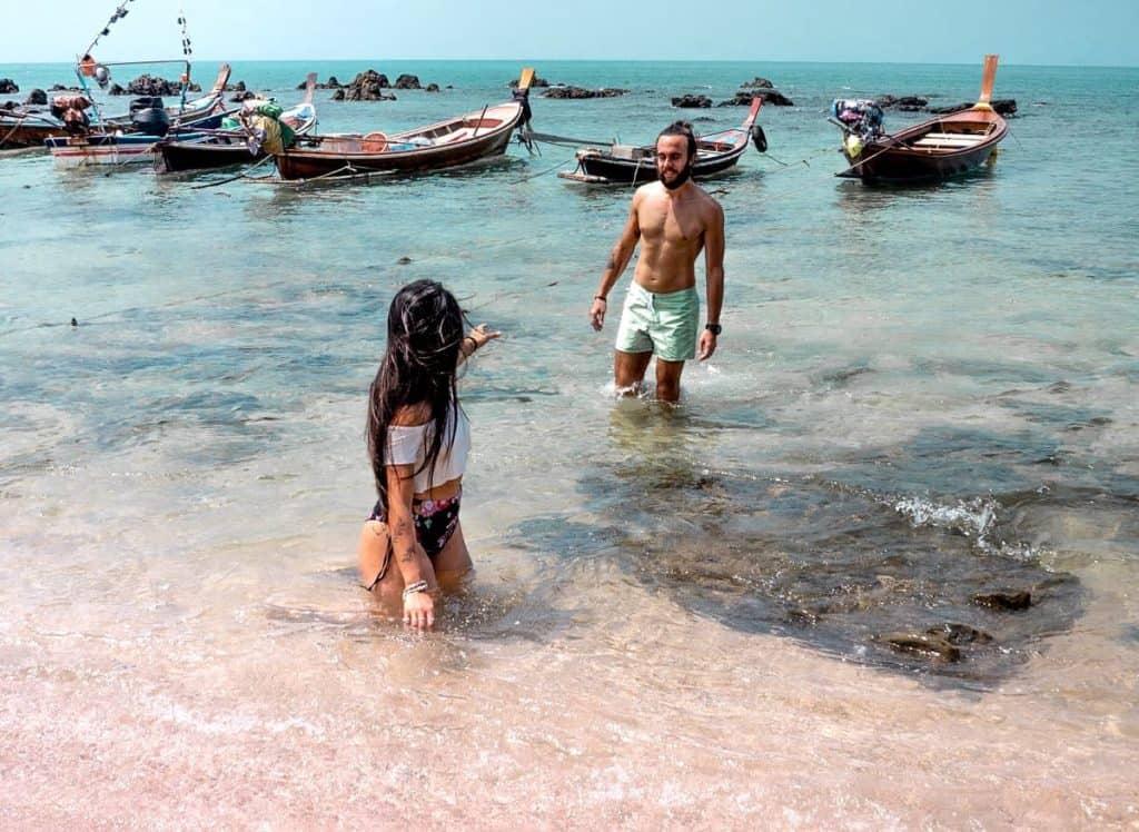 Nui Beach - spiagge koh lanta