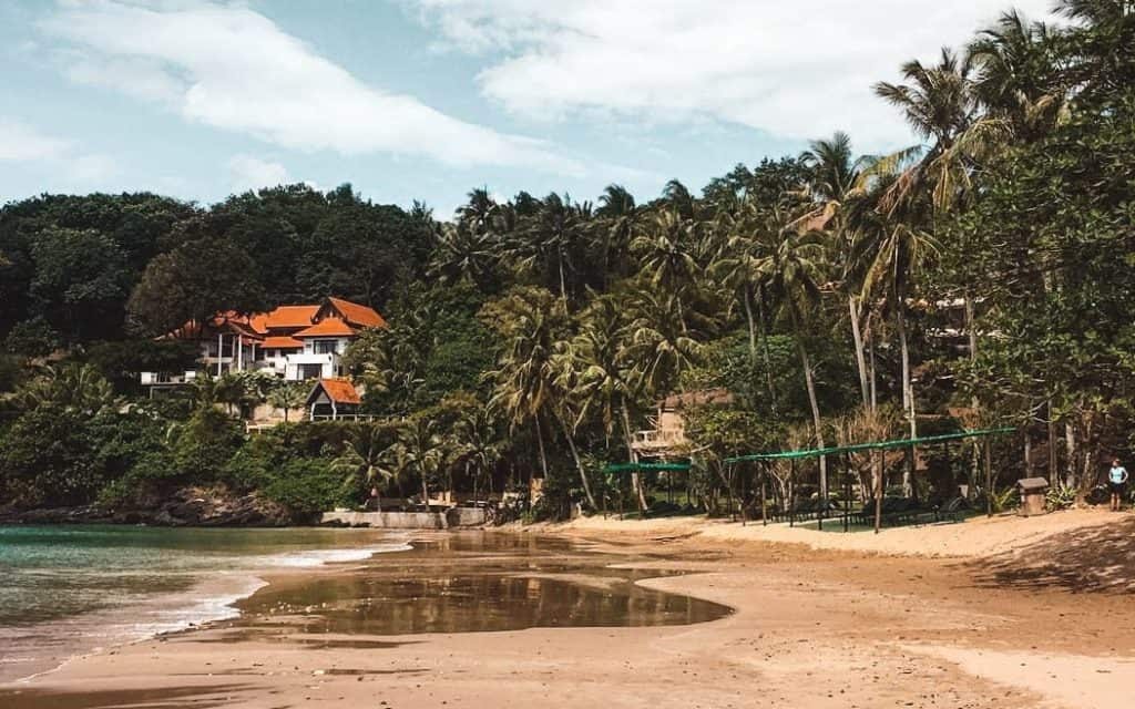 klong jark beach koh lanta spiagge