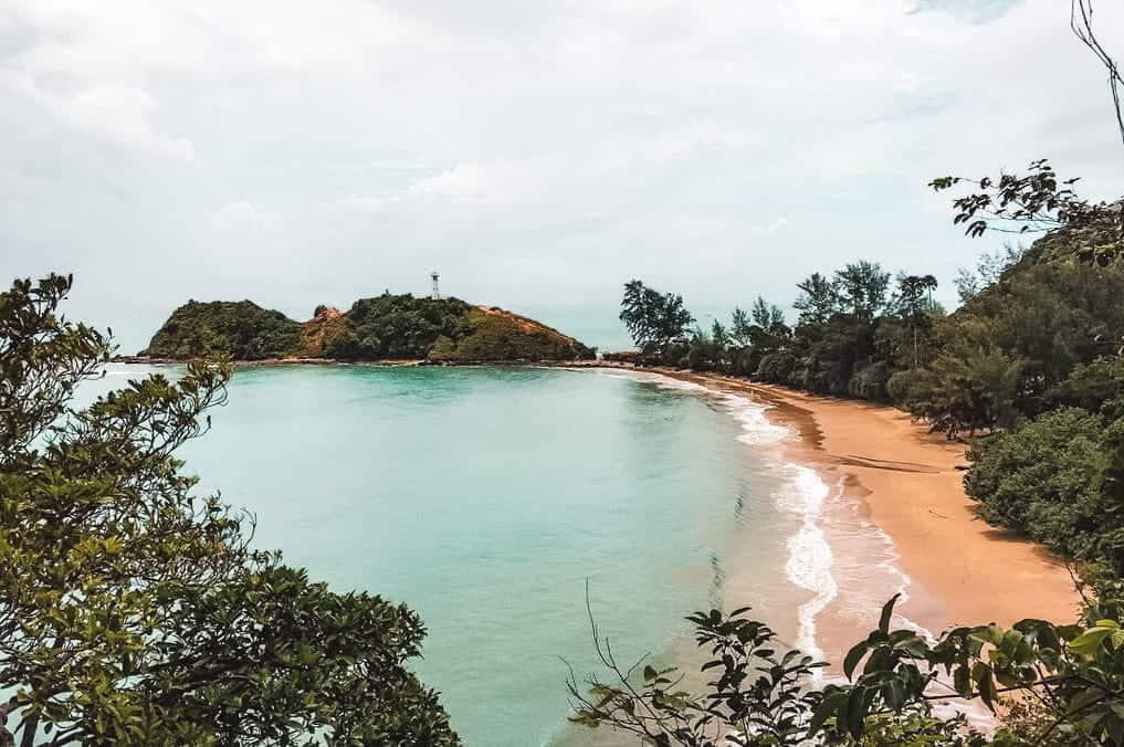 ta noad beach