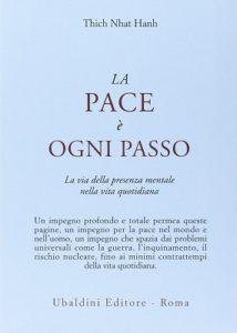 libro mindfulness la pace è ogni passo