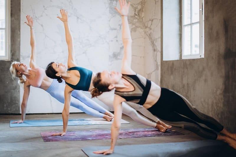 primi passi con lo yoga