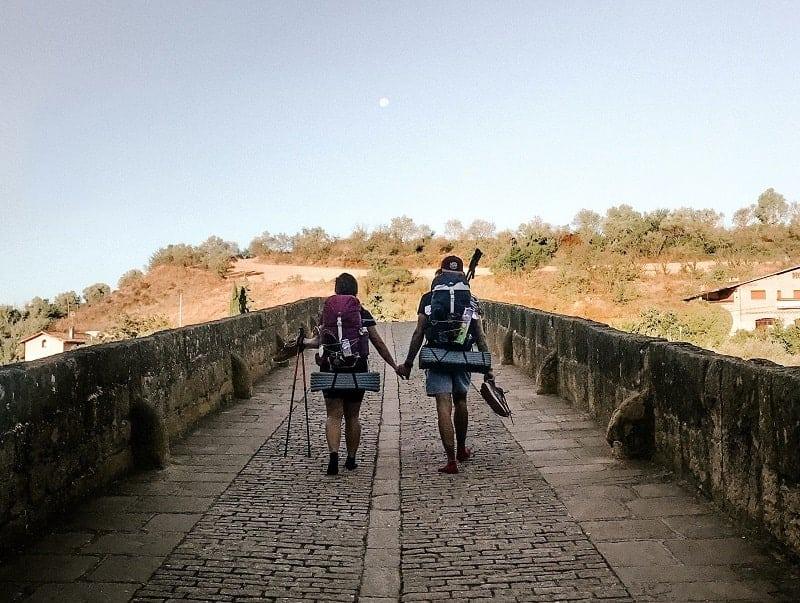 puente la reina cammino di santiago
